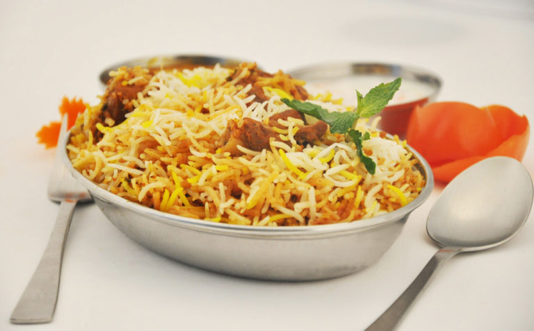 The Big Biryani Battle