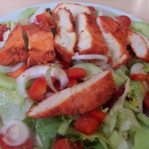 Salade tandoori