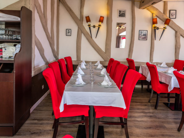 Restaurant Le Mahajara du Kashmir